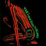 A Tribe Called Quest - The Low End Theory Artwork