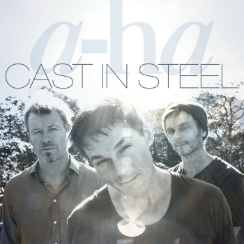 A-ha - Cast In Steel Artwork