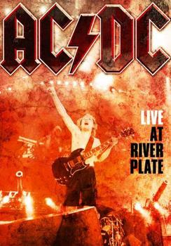 AC/DC - Live At  River Plate Artwork