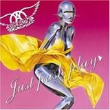 Aerosmith - Just Push Play Artwork
