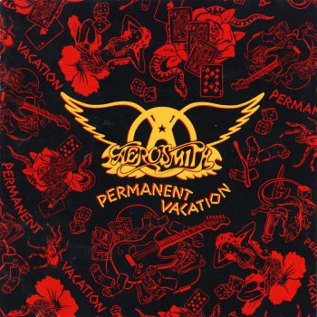 Aerosmith - Permanent Vacation Artwork