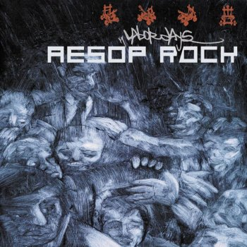 Aesop Rock - Labor Days Artwork