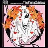 Air - The Virgin Suicides Artwork
