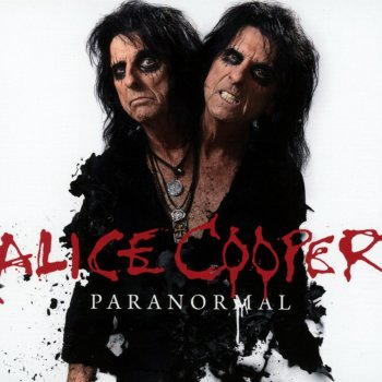 Alice Cooper - Paranormal Artwork