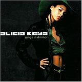 Alicia Keys - Songs In A Minor Artwork