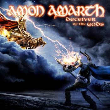 Amon Amarth - Deceiver Of The Gods Artwork