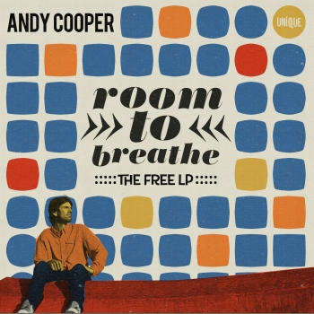Andy Cooper - Room To Breathe Artwork