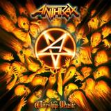 Anthrax - Worship Music Artwork