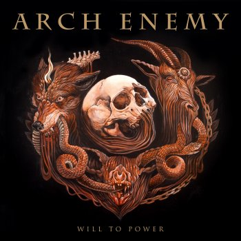 Arch Enemy - Will To Power Artwork