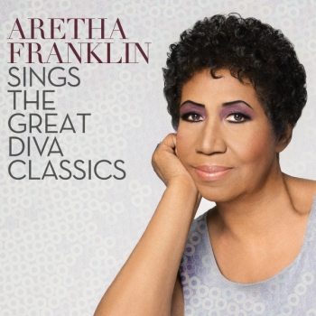 Aretha Franklin - Sings The Great Diva Classics Artwork