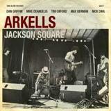 Arkells - Jackson Square Artwork