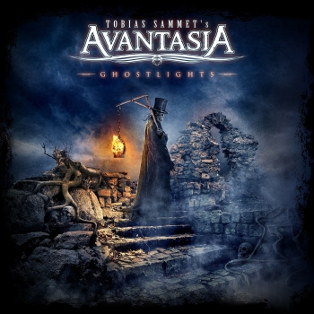 Avantasia - Ghostlights Artwork