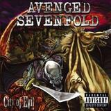 Avenged Sevenfold - City Of Evil Artwork