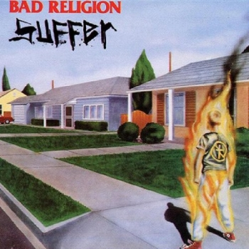 Bad Religion - Suffer Artwork