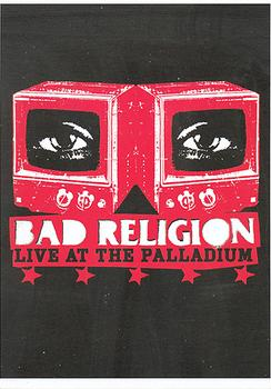 Bad Religion - Live At The Palladium Artwork