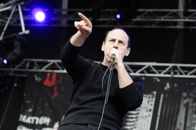 Bad Religion auf dem Nova Rock-Festival. –
