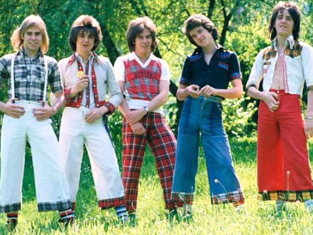 Bay City Rollers Yesterday's Hero