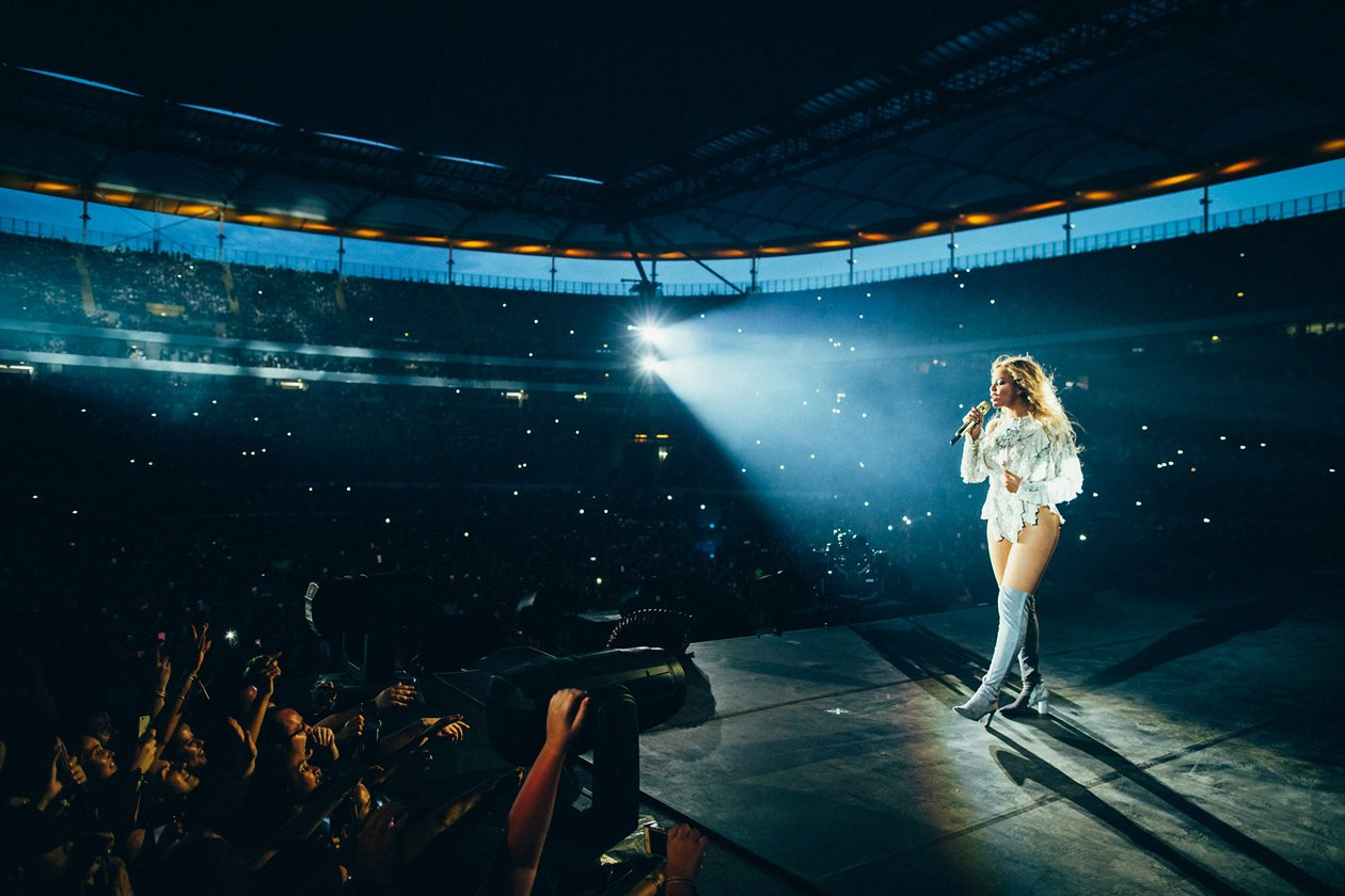 Formation Beyonce Tour Image