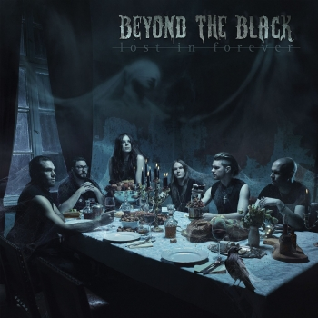 Beyond The Black - Lost In Forever Artwork
