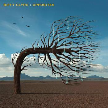 Biffy Clyro - Opposites Artwork