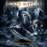 Blaze Bayley - The Man Who Would Not Die Artwork