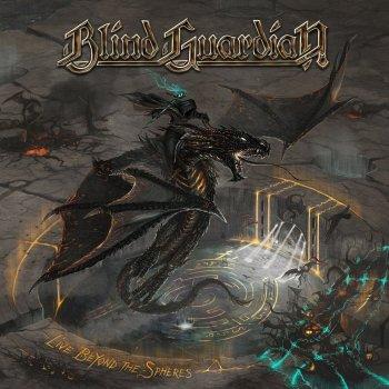 Blind Guardian - Live Beyond The Spheres Artwork