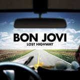 Bon Jovi - Lost Highway Artwork