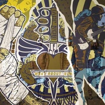 Bon Jovi - What About Now Artwork
