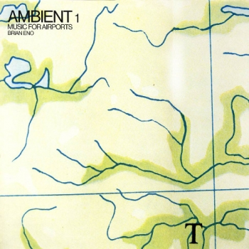 Brian Eno - Ambient 1: Music For Airports Artwork