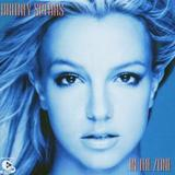 Britney Spears - In The Zone Artwork