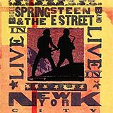 Bruce Springsteen & The E-Street Band - Live In New York City Artwork