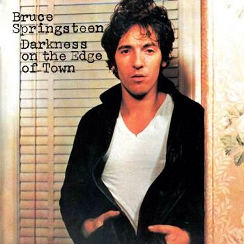 Bruce Springsteen - Darkness On The Edge Of Town Artwork