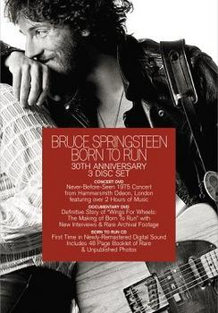 Bruce Springsteen - Born To Run (30th Anniversary Edition) Artwork