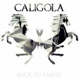 Caligola - Back To Earth Artwork