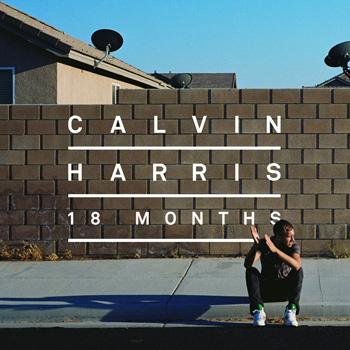 Calvin Harris - 18 Months Artwork