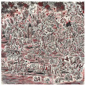 Cass McCombs - Big Wheel And Others Artwork