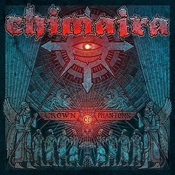 Chimaira - Crown Of Phantoms Artwork