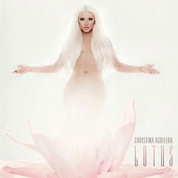 Christina Aguilera - Lotus Artwork