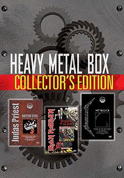 Collector's Edition - Heavy Metal Box Artwork