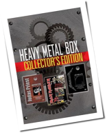 Collector's Edition - Heavy Metal Box