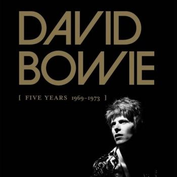 David Bowie - Five Years: 1969-1973 Artwork