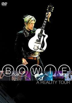 David Bowie - A Reality Tour Artwork