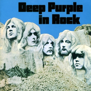 Deep Purple - Deep Purple In Rock Artwork
