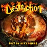 Destruction - Day Of Reckoning Artwork