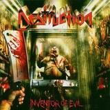 Destruction - Inventor Of Evil Artwork