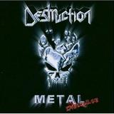 Destruction - Metal Discharge Artwork