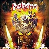Destruction - The Antichrist Artwork
