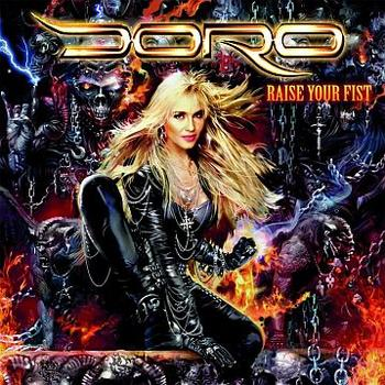 Doro - Raise Your Fist Artwork