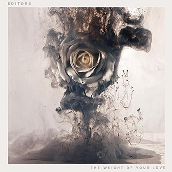 Editors - The Weight Of Your Love Artwork