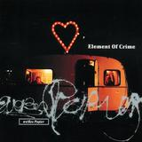 Element Of Crime - Weißes Papier Artwork